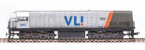 Locomotiva U20C VL! - 3036