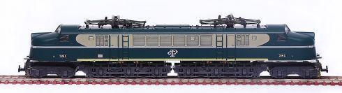 Locomotiva V8 CPEF Fase II -3050