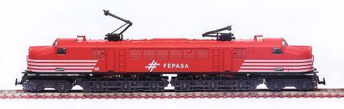 Locomotiva V8 FEPASA Fase II - 3052