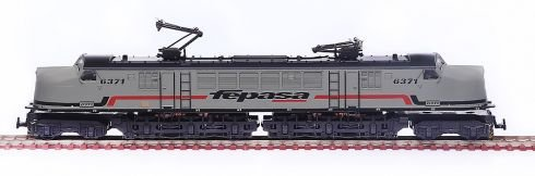 Locomotiva V8 Fepasa Fase III