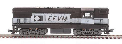 Locomotiva G12 CVRD -3014