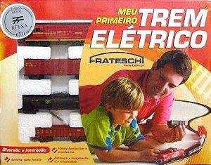 Caixa Básica Trem de Carga RFFSA - 6511