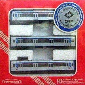Trem Metropolitano CPTM -6316
