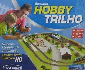 Hobby Trilho Caixa C -6407