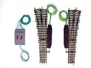 Desvio Automático Níquel Silver CODE 100 - 4900