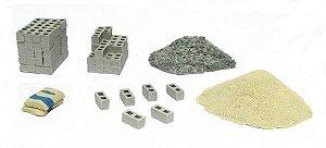 Itens Materiais de Construção  H100