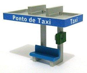 Ponto de Táxi - QMODELS - H48