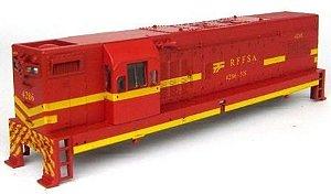 Carcaça da Locomotiva G12 A-1-A RFFSA 3057 -  30570