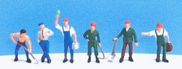 Trabalhadores - MINITEC - 610