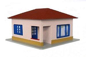 Casa Brasileira 4 Águas - QMODELS - C18