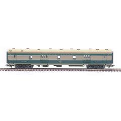 Carro Correio / Bagagem CPEF - 2440