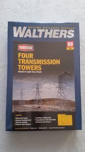 Torres De Transmissão De Energia 003