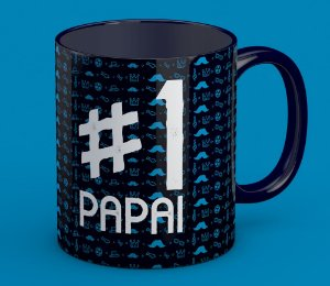 Caneca #1 Papai