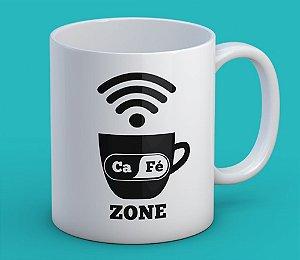 Caneca Café Zone