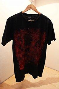 Camiseta Unisex Abstract Red