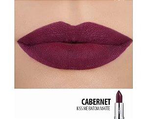 Batom Soul Kiss Me Matte Carbenet - 3,5g