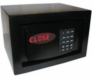 - Cofre Box Black Digital Pequeno - PRONTA ENTREGA!