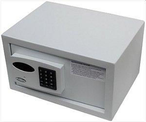 Cofre Digital Eletrônico Office Com Prateleira Removível