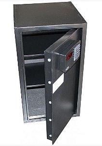 - Cofre Digital Eletrônico Preto Mod. Seven Black