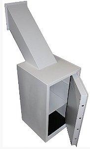 Cofre Mecânico Seven com Boca de lobo Coletora - Chave Multi-Ponto