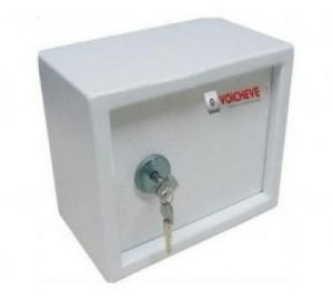 Cofre Mecânico Pequeno C/ Chave Tetra V-0
