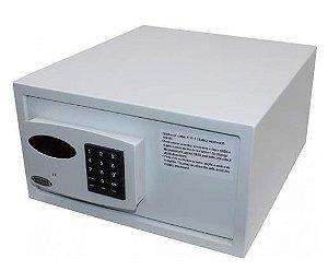Cofre Digital Eletrônico Para Notebooks Mod. Hotels Slim - 21x38x42cm (AxLxP)