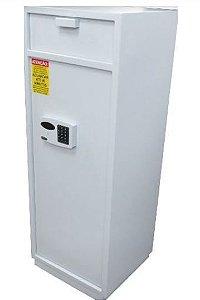 Cofre Eletrônico Smart Store 1.3 Boca de Lobo - Sistema de Retardo de Abertura