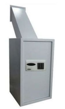 Cofre Smart Seven com boca coletora e Sistema de retardo de abertura