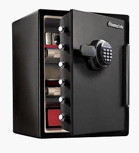 - Cofre de Segurança Anti Chamas SFW205EVB Sentry Safe