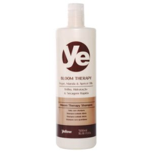 Shampoo Yellow Alfaparf Bloom Therapy Argan 500ml
