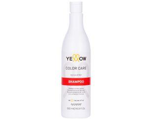 Shampoo Yellow Alfaparf Color Care Gojiberry e Aloetrix 500g
