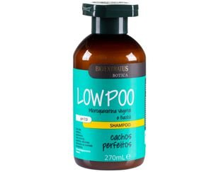Shampoo Bio Extratus Botica Cachos 270ml