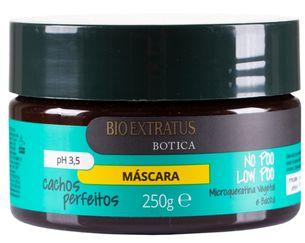 Máscara Bio Extratus Botica Cachos 250g