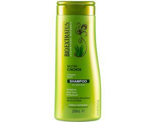 Shampoo Bio Extratus Nutri Cachos 250ml