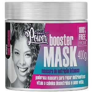 Máscara de Nutrição Soul Power Booster Mask 400g
