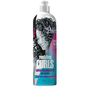 Gel Líquido Soul Power Modeling Curls 315ml