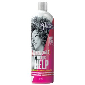 Condicionador Antiemborrachamento Soul Power Color Curls Magic Help 315ml