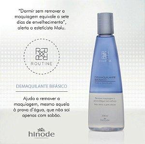 Demaquilante Bifásico Hinode 200ml