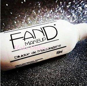 Diluidor De Maquiagens Fand Makeup 60ml