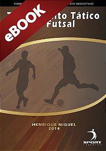 E-book: Treinamento Tático no Futsal
