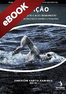 E-book • Natação: Desenvolvimento e Alto Rendimento