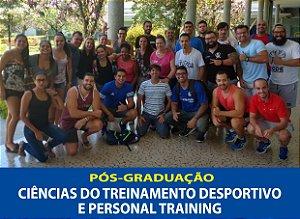 Curso de Pós Graduação em Ciências do Treinamento Desportivo e Personal Training – Lorena/SP