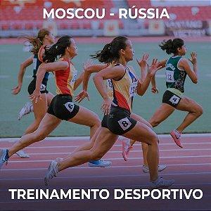 Curso em Moscou • Treinamento Desportivo: Iniciação e Alto Rendimento
