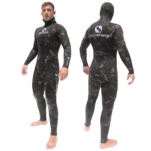 Roupa Onda Sports Neoprene STD Camo Brown