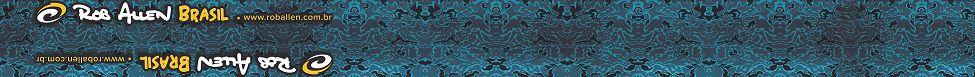 Adesivo Rob Allen para Arbalete Camuflado Blue (110x8,6 cm)