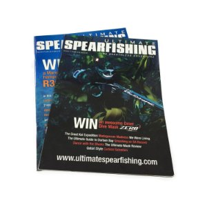 Revista Ultimate Spearfishing