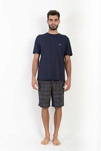 Camiseta Masculina Manga Curta UV