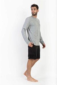 Camiseta Masculina Manga Longa UV