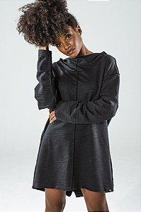 Vestido Confort Preto