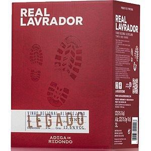 Vinho Real Lavrador Tinto Bag In Box 3 Litros